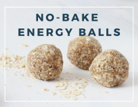 No Bake Energy Balls recipe
