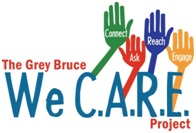 We Care Grey Bruce Project Log