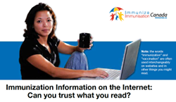 Immunization Information on the Internet