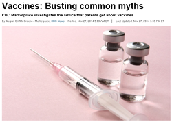 Vaccines: Busting Common Myths