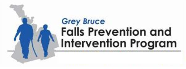 Falls Prevention and Intervention Logo
