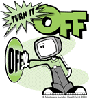 Turn off the Screen Logo