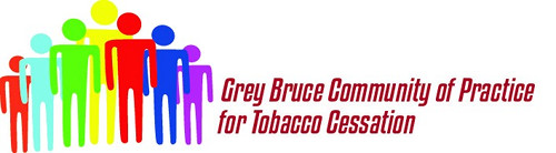 Grey Bruce Community of Practice for tobacco Cessation Logo