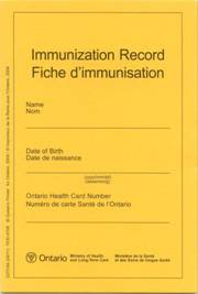 photograph relating to Immunization Cards Printable named Your Immunization Documents