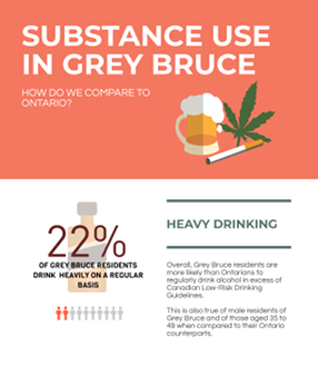 Substance Use in Grey Bruce